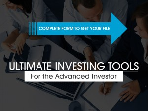 Tools for the Advanced Investor
